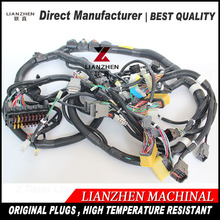 Excavator sapre replacements electric parts PC200 7 new series inner cabin komatsu wiring harness 20Y 06_220x220 restdeals com pc200 6 hand throttle computer controller panel 7834 Largest Komatsu Excavator at couponss.co