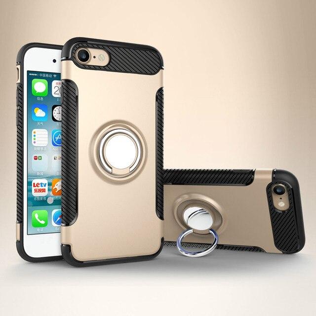 coque iphone 8 plus ring
