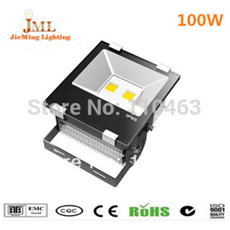 led floodlight IP65 DC12V 24V outdoor lamp 100w work led light 3 years warranty lighting waterproof wall light