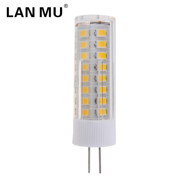 LAN MU G4 LED Lamp Corn Bulb AC 220V 3W 5W 7W 2835 SMD 33 51 75 LED Light Bulb High Quality replace Halogen G4 for Chandelier