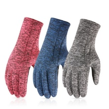 New outdoor sports running gloves to keep warm sport fitness sports gloves outdoor running sports equipment