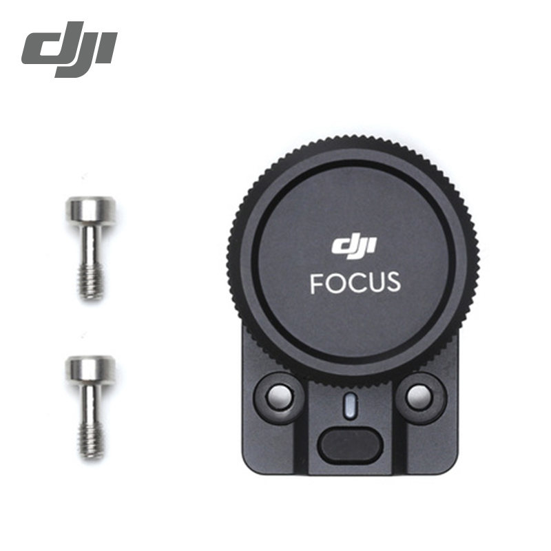 DJI Ronin-S Focus Wheel Mounts Onto The 8-pin Port Of The Ronin-S Handle To Help Control Camera Focus.