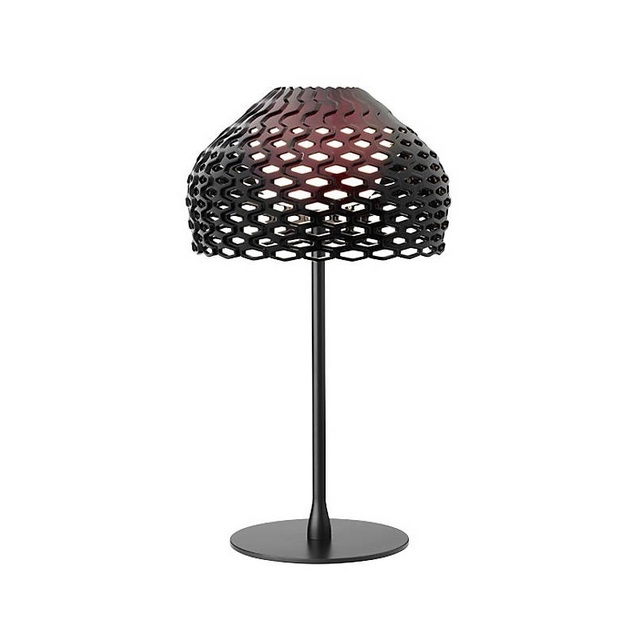 White Black Plexiglass Table Lamp Honeycomb Desk Lights For Bedside Bedroom  Reading Room Lustres Lighting Fixtures