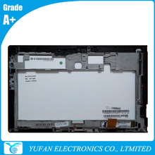 Laptop Touch Screen 04Y1483 10.1″ 1366×768 LVDS LP101WH4(SL)(A3) LCD Module For Thinkpad Tablet 2 10