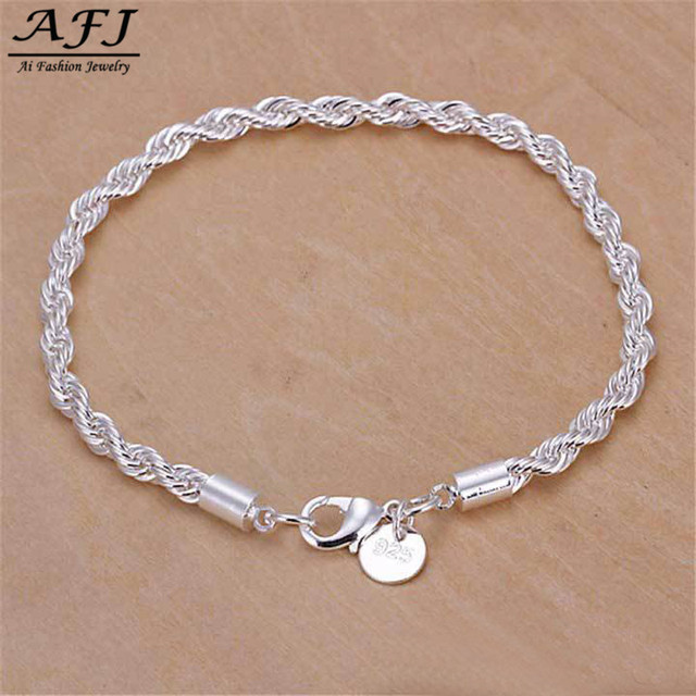 loading silver gift image fashion rhinestone charm new leather itm jewelry plated is bracelet s