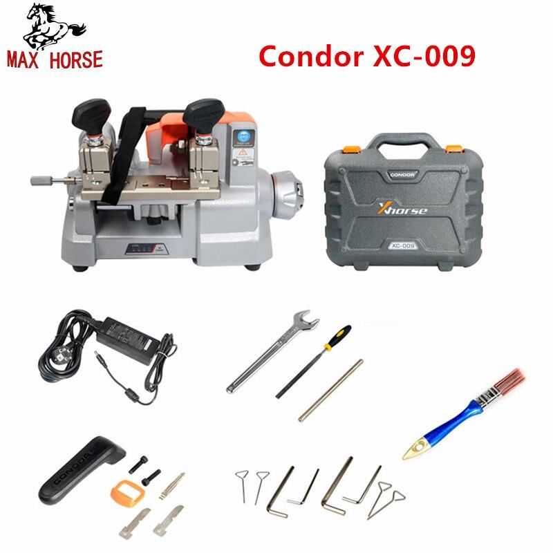 Xhorse Кондор XC 009 ключ для резки односторонняя ключи и двусторонняя ключи