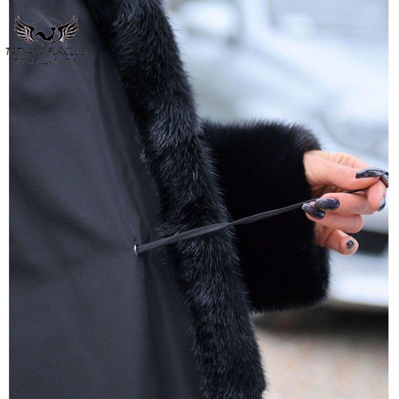 Style Toute D'hiver Fourrure Venir Tatyana Black De Vison Peau Vestes Manteau Réel Street 2018 Furclub Naturel Haute Nouveau Mode xa6wPaBn