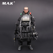 Collectible Figure Model Toys M004 1/6th US Navy Seal Halo UDT Jumper 12″ Full Set Figure Model for Gift