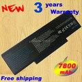 Аккумулятор 9 ячеек 7800 мАч для ноутбука ASUS A9  A9T  A9Rt  A9W  A9R  A9C  A9Rp A32-F3 F2 F3 F3K F3U Z53  черный