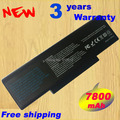 9 7800 мАч аккумуляторная батарея для ASUS a9, A9t, A9rt, A9w, A9r, A9c, A9rp A32-F3 F2 F3 F3K F3U Z53 ноутбук, Черный