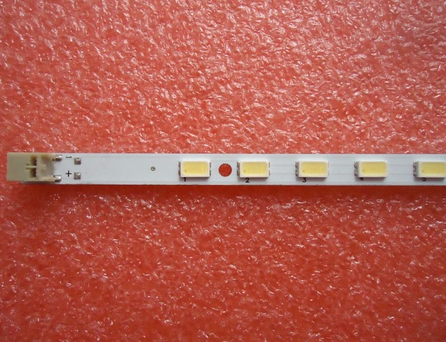 1 Set=4 Pieces New For Sharp GMF0334 LCD 46LX530A 46LX830A/430A LED TV Backlight Strip SLED_2011SSP46_46_GD_REV0 46 LED 522MM