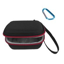 цена на Protective Carrying Storage Bag EVA Hard Case for JBL GO 2 Portable Wireless Bluetooth Speaker