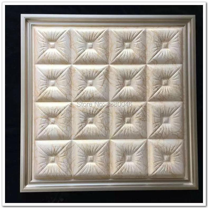 decorativos paneles de pared clsico de cuero panel paneles acsticos habitacin sala sof backgroumd papel pintado