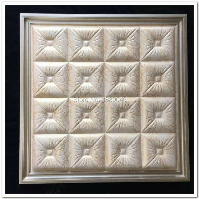 decorative acoustic panels Classic wall panel Leather Acoustic ...