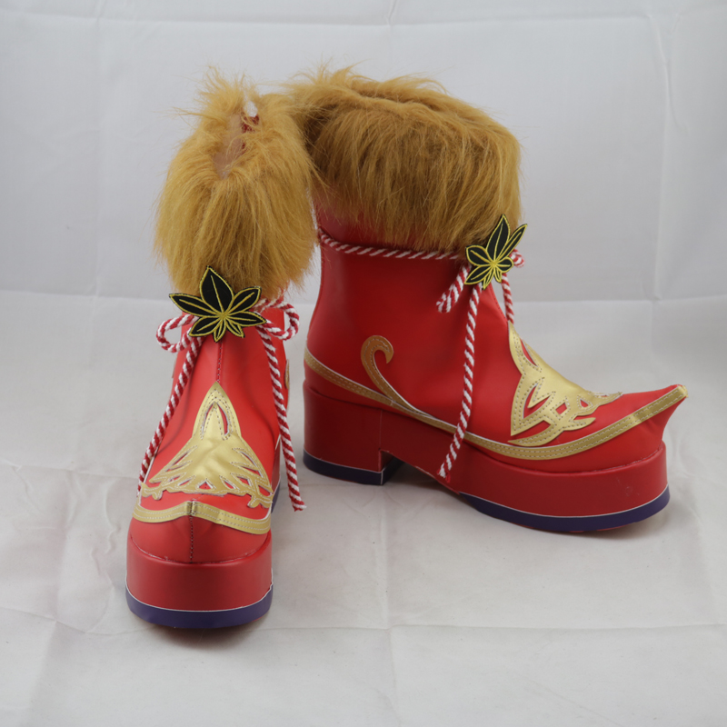 Love Live!Sunshine Maple Leafs Kanan Matsuura Hanamaru Kunikida Sakurauchi Riko Takami Chika Ruby Kurosawa Cosplay Shoes Boots