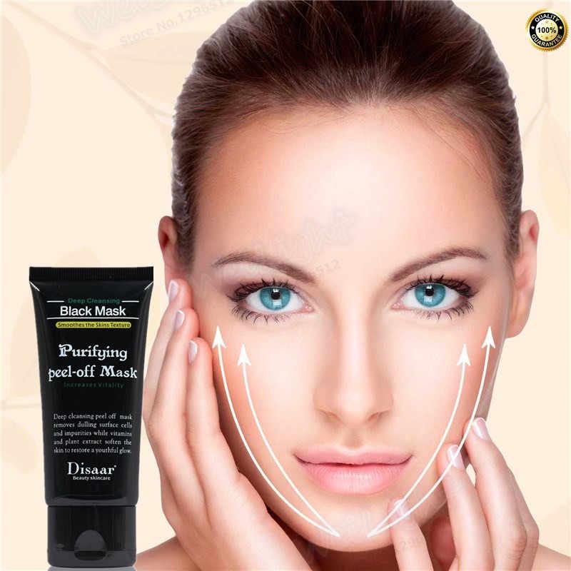 Skar onarım cilt Mineral çamur özü maskesi cilt bakımı için doğal saf kaldırmak akne siyah nokta yara izi kaldırma 50ML