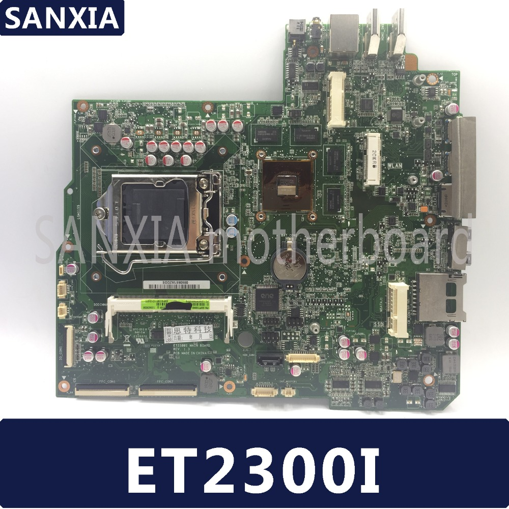 цена на KEFU ET2300I AIO motherboard ET2300I Test original mainboard GT630M Graphics card