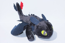 Toothless Dragon Plush