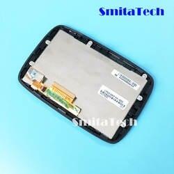 5 дюймов LMS500HF15 LMS500HF16 для TomTom GO 5000 GO 500 ЖК-дисплей с GPS с сенсорным экраном с рамкой дигитайзер сменная панель