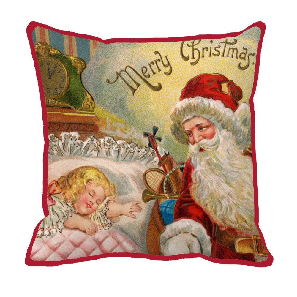 Christmas style pillow print cushion home decor pillows decorate luxury decorative cushions custom pillow decor