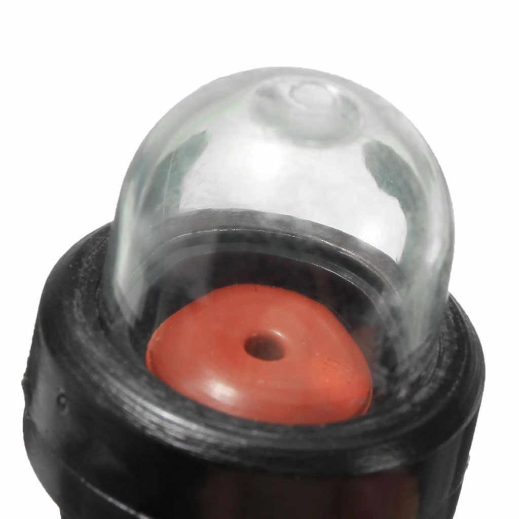 1 шт./компл. карбюратор нефтяной пузырь бензин оснастки в праймер топливный лампы вакуумный насос Комплект для Ryobi Walbro Husqvarna Бензопилы триммер прозрачный 4,0 #