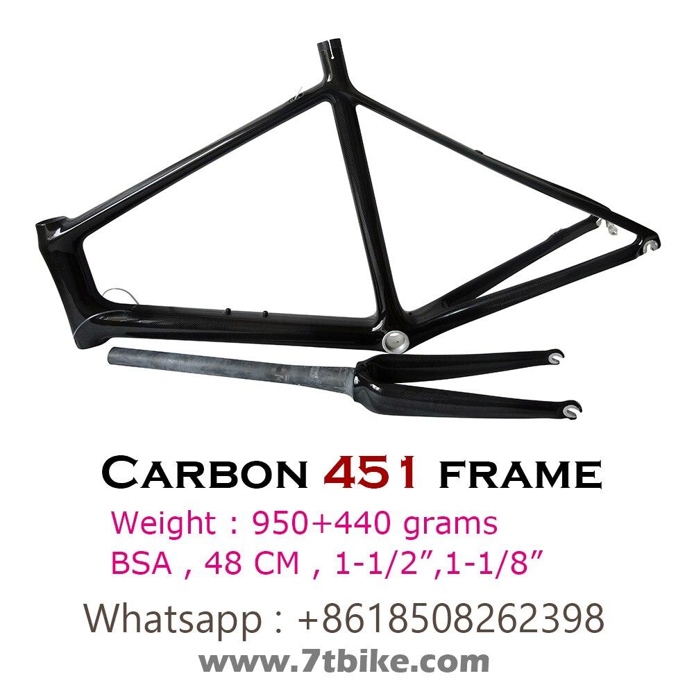 new arrival super light 20 inch 451 full carbon bmx bike frame size ...