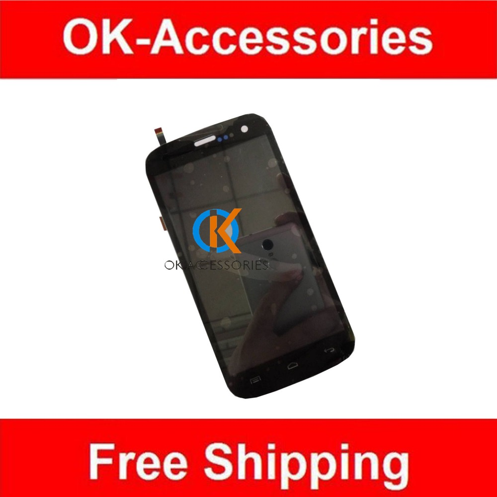 Good Quality For Explay x-tremer LCD Display+ Touch Screen Digitizer Black Color 1PC/Lot explay для смартфона explay craft