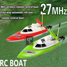 Free Shippingv FT007 FT008 FT009 4CH 2.4G High Speed Racing RC Boat Toy Water Radio Control RC speedboat toys VS  FT012 F100