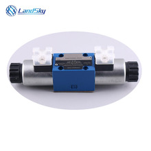 hydraulic pump solenoid 24v hydraulic solenoid valve function of solenoid valve in hydraulic system 4WE6Y6X/EG24N9K4 4WE6 hydraulic directional control valve zdr6da1 30 210ym superimposed pressure reducing valve hydraulic system