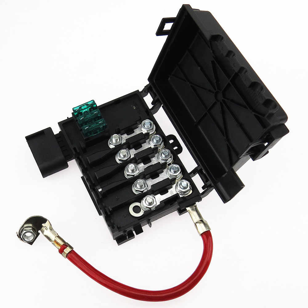 scjyrxs qty1 new battery circuit fuse box for beetle bora golf mk4 a3 s3 octavia seat [ 1000 x 1000 Pixel ]