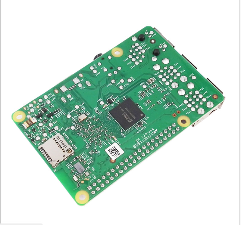 Original Element14 Raspberry Pi 3 modèle B BCM2837 1.2G raspberry pi 3 avec WIFI et Bluetooth - 2