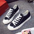 2016 Summer Shipping Autumn High Quality Canvas Shoes Low Breathable Casual Shoes Single Flat Bottom Flat Shoes Women's Classic