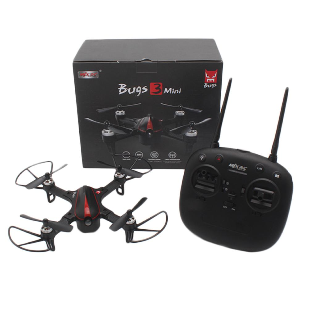 MJX R/C Technic Bugs 3 B3 mini RC Racing Drone Brushless Motor Quadcopter High Speed Helicopter VS MJX Bugs 3 Drone LD30 mjx b3