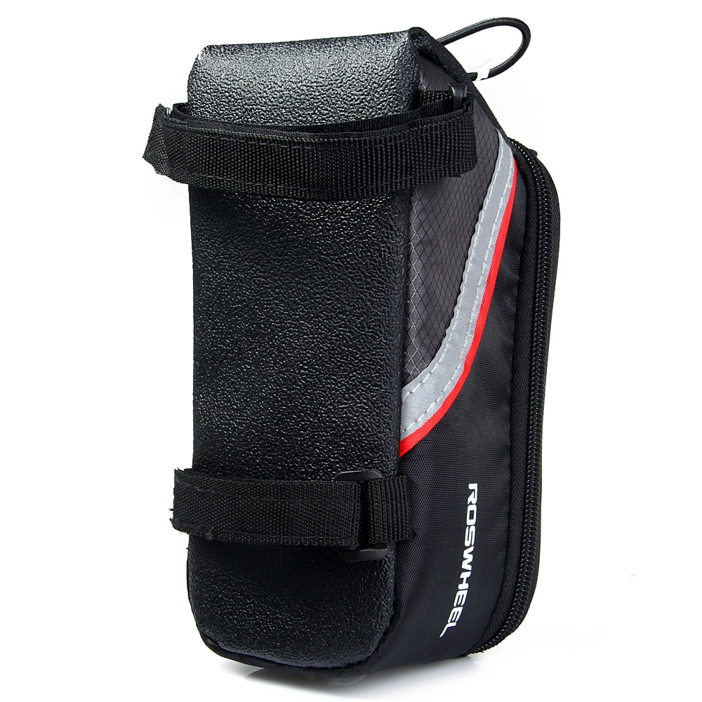 Roswheel Bike Touch Screen 5.5 inch Saddle Bag Holder Phone Pocket Riding Cycling Supplies Mobile Phone Bicycle Parts