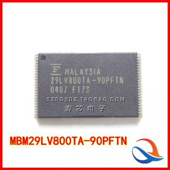 50Pcs MBM29LV800TA-90PFTN New