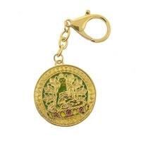 Feng Shui 2019 Amoghasiddhi Buddha Pendant W Red String Bracelet W3690