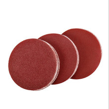 1PC Sanding Disc 40-2000 Grit 5 inch 125mm Sandpaper For Dremel Sander Machine Self Stick Abrasive Tools Accessories(China)
