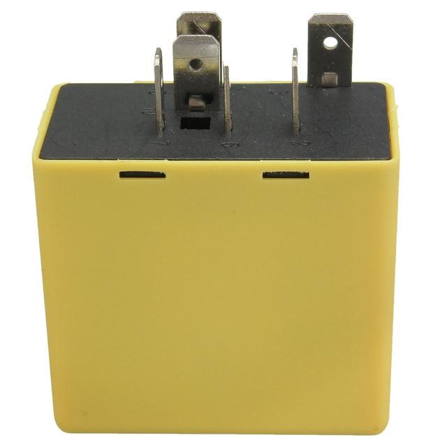 12v 6 pins universal auto car flasher hazard indicator relay for rh aliexpress com