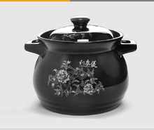 Ceramic casserole soup pot stew of  high temperature resistant health household fire pot casserole 30ppi honeycomb ceramic 140mm foam ceramic ceramic filter high temperature resistant cast alumina