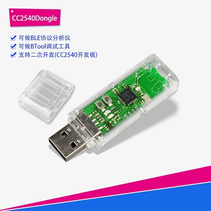 <font><b>Bluetooth</b></font> 4 <font><b>CC2540</b></font> usbdongle анализатор протокола packetsniffer btool инструмент