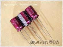 30 ШТ. ELNA Фиолетовый Красный Халат R2O Серии 470 мкФ/10 В Электролитический Конденсатор для Аудио бесплатная доставка