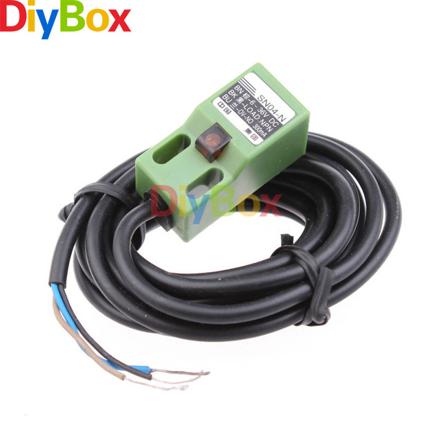 Induktive Proximity Sensor SN04 N DC NPN 4mm DC 6 36 v Proximity ...