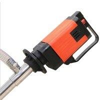 2000W Speed Electric Drum Pump 6 speed Gear Vertical Water Pump 5000CPS Liquid Transfer Pump