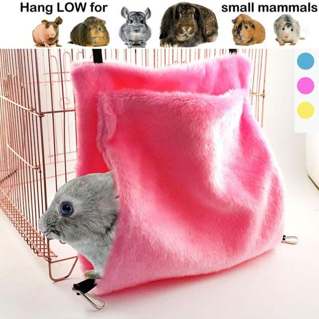 small pet sleeping hanging bed hamster chinchilla hammock guinea pig rabbit cage accessories mat pet small pet sleeping hanging bed hamster chinchilla hammock guinea      rh   aliexpress