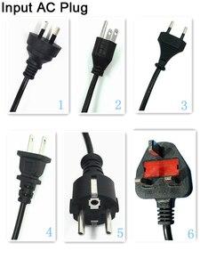 Image 4 - מובנה אוהד 29.4 v 3A/4A/5A חכם חשמלי ליתיום יון מטען עבור Lipo סוללה חבילת כוח כלי