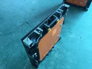 Image 2 - 10set P8 512x512mm druckguss aluminium schrank