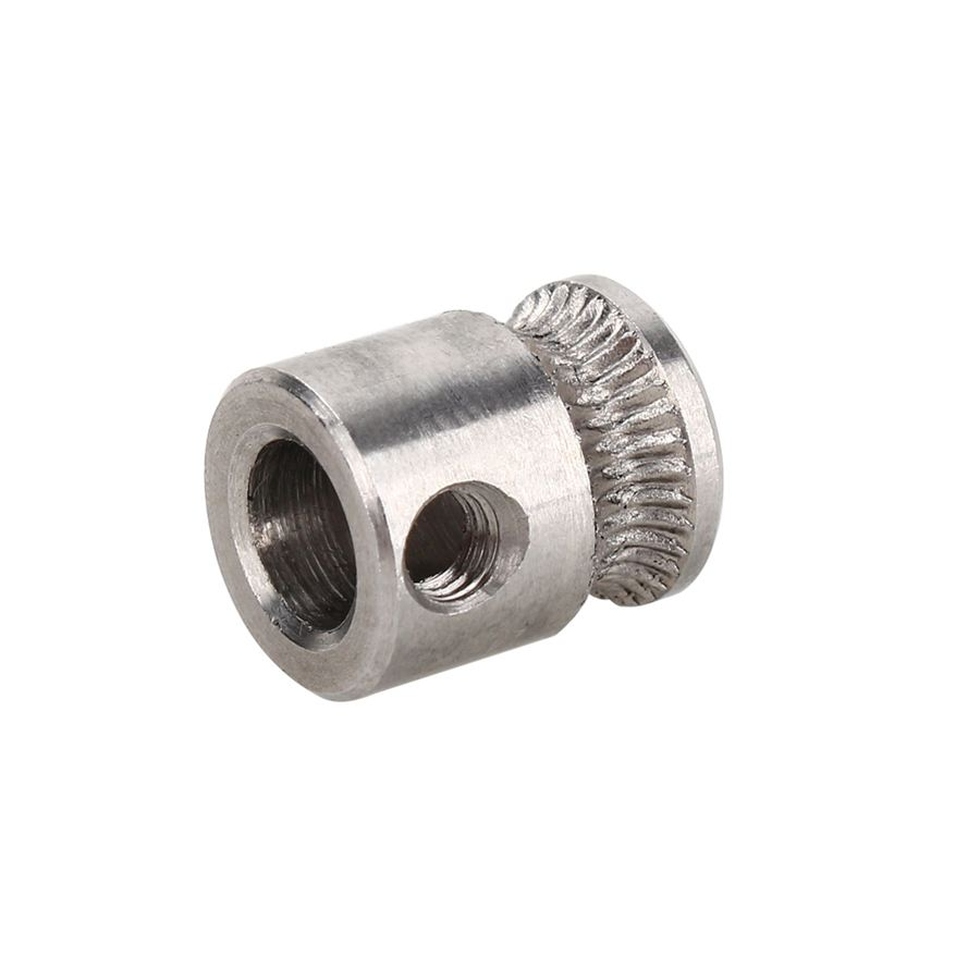 MK8 Drive Gear For 1.75mm & 3mm Filament Pulley for 3D Printer Parts RepRap Prusa Mendel i3 For Printing Accessory Accessories