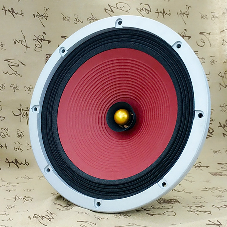 цена H-041 10 inch full range speaker hifi loudspeaker HIFI full frequency high sensitivity