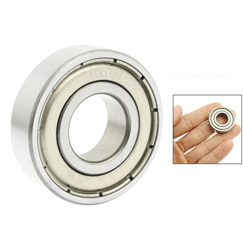 Top List 6001ZZ Double Shielded Deep Groove Ball Bearings 28mm x 12mm x 8mm gcr15 6036 180x280x46mm high precision deep groove ball bearings abec 1 p0 1 pcs