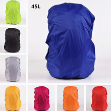 45L Travel Waterproof Backpack Protective Cover Outdoor Nylon Rain Multifunction School Bags Dust Covers